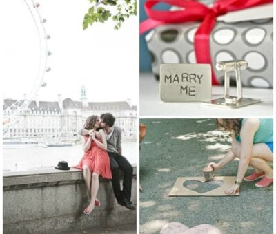 It's A Leap Year Ladies, It's Time To Propose!