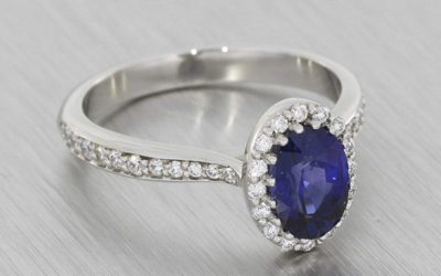 Why Sapphires are Trending for Custom Engagement Rings